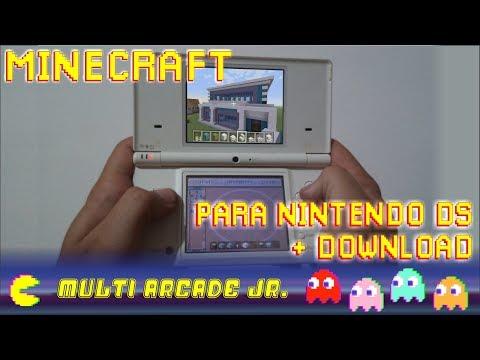 Minecraft para Nintendo DS + Download