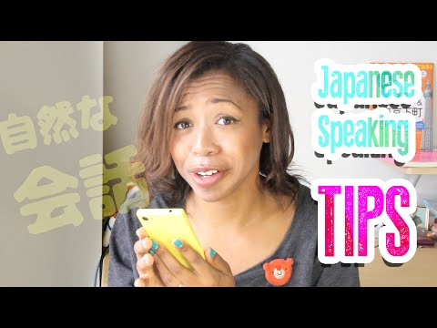 Tips for Speaking Natural Japanese! (ft. HiNative)