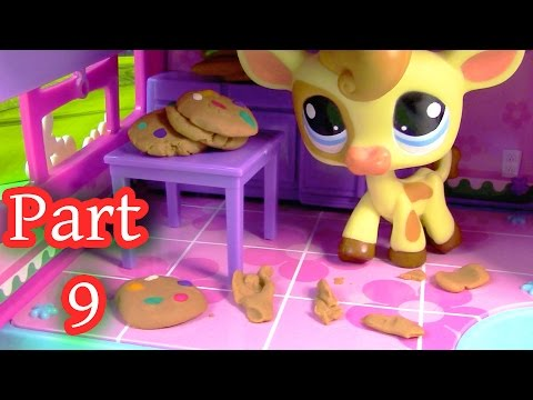 LPS Cookie Mess - Kream's Ice Creamery Part 9 Cows Littlest Pet Shop Bakery Video Series
