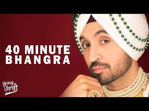 Xxx Mp4 40 Minute Bhangra Mashup 2017 DJ Hans Non Stop Punjabi Dance Songs New Bhangra Megamix 2017 3gp Sex