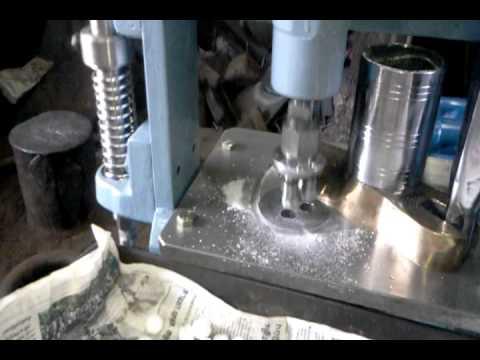 Naphthalene balls making machine video ( moth balls )