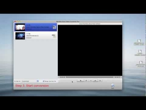 Convert VOB to MP4 and Convert MP4 to VOB on Mac OS X Lion