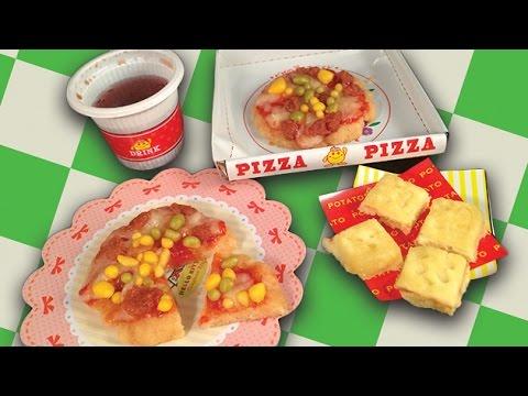 KRACIE DIY PIZZA - JAPANESE CANDY KIT