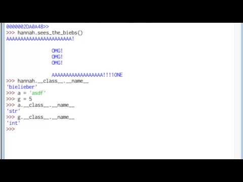 Learn Python Programming Tutorial 31 | More About Python Classes