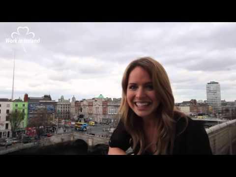 Work in Ireland Program - Emiliy