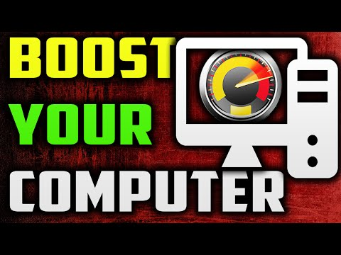 How to make computer faster easy 2016! Speed Up Your Pc,Computer easily!Make It Run Faster