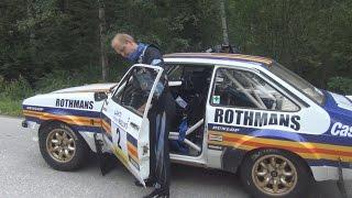 Lahti Historic Rally 2015