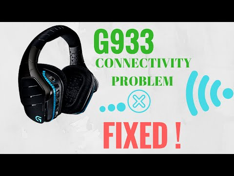 logitech g930 troubleshooting