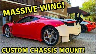 Building A Widebody Ferrari 458 Part 2