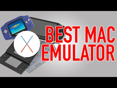 Best FREE Emulator for Mac 2017 - GBA, DS, PS1, PSP, N64, Atari & MORE