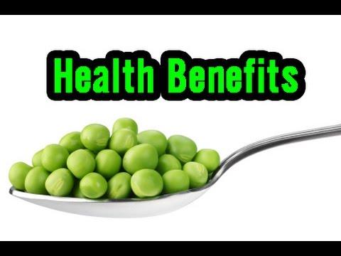 10 Health Benefits of Peas