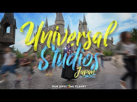 Universal Studios Japan Guide, Hacks and Top Tips
