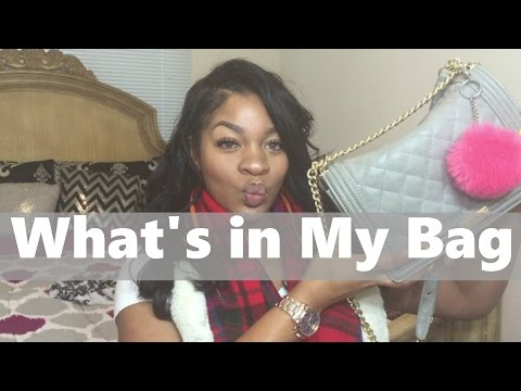 Tag| Whats In My Bag