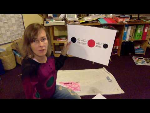 Montessori 3-6, Transitive vs Intransitive Verb