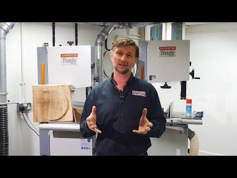 Axcaliber Bandsaw Blade Process & Blade Range