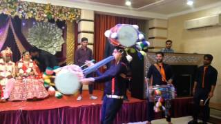 Fantastic performance by pawan dholi and group