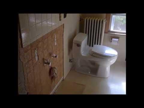 2017 Kitchen Bath Remodel First Week