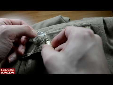 Are you irritated by clothing labels too? This is how I remove them.