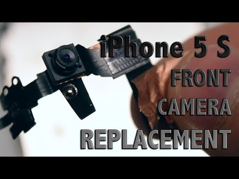 iPhone 5s Front Camera Replacement