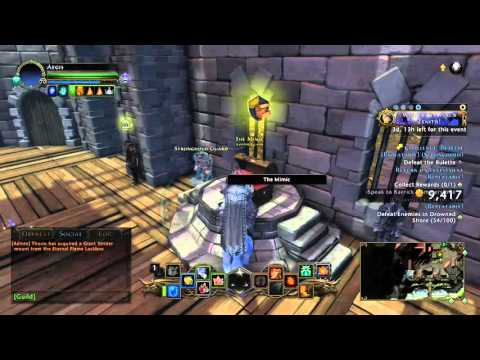Neverwinter: how to earn Guild Marks fast