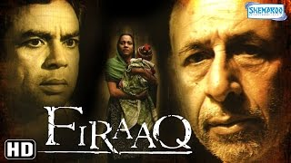 Firaaq {HD} - Naseeruddin Shah - Paresh Rawal - Deepti Naval - Best Hindi Film- (With Eng Subtitles)