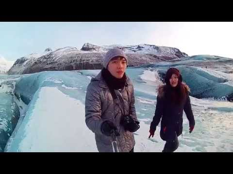 GoPro Feed: Our Glacier Hiking Trip At Skaftafell, Iceland (Part 3)