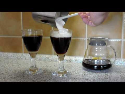 Irish Coffee | How to Make (HD) - KingsCoffee.cz