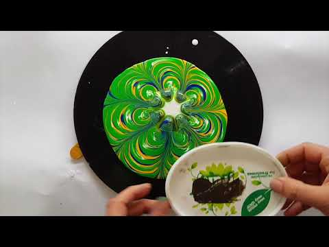 226 Bottle Pour Spin -  WOW this is SO COOL!!