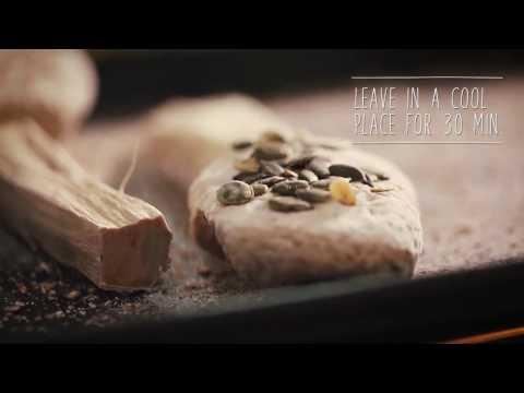 Cracked Wheat-Quark rolls on a stick | NEFF Kitchen Stories