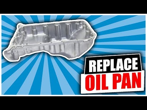 How to Replace the Oil Pan on a Honda Odyssey