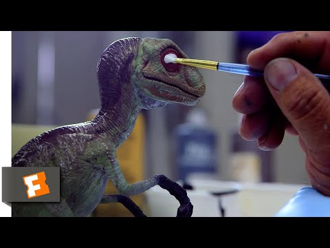 The Making of Jurassic Park Prop Replicas | Jurassic Park Fansite