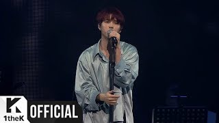 Nam Woo Hyun (Infinite) - 지금 이 노래 (A Song For You)