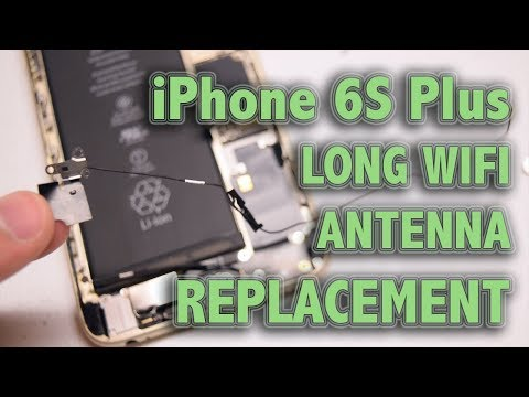 iPhone 6S Plus Long WiFi Antenna Replacement