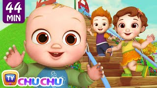 Jack and Jill Went Up The Hill + More Nursery Rhymes & Kids Songs - ChuChu TV
