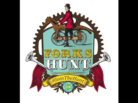 Get revenge on bike thieves! | Join ETA F.O.R.K.S Hunt