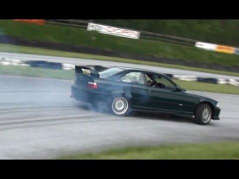 BMW E36 M3 GT Drift