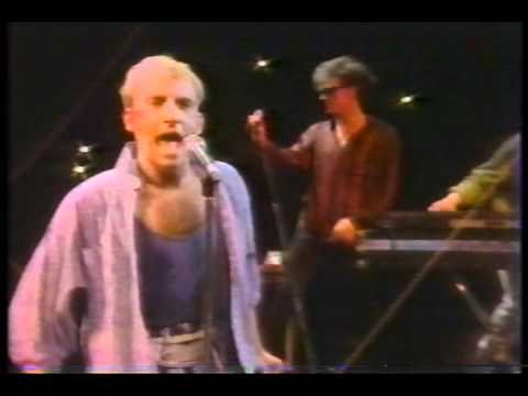 MT Vessels - Take the Phone (off the hook) 1986