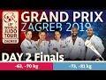 Judo Grand Prix Zagreb 2019 Day 2 Final Block