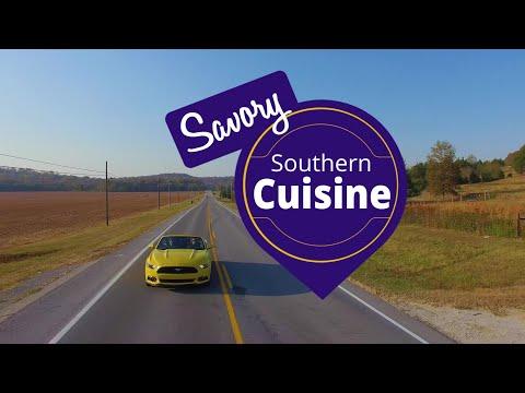 Travel South USA: Savory Culinary Cuisine Road Trip