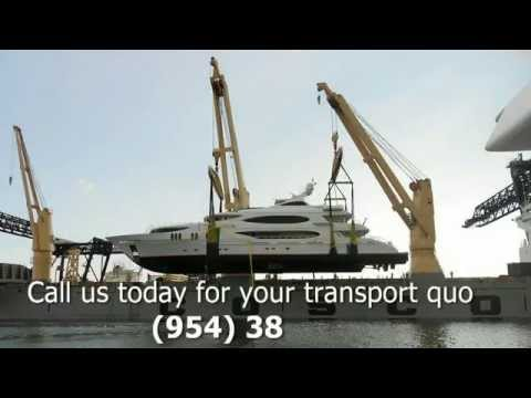 United Yacht Transport - Yacht Transport - Port of Genoa, Italy