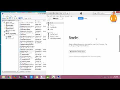 Fix iTunes couldn't detect or recognize iPhone iPad iPod | Windows Method | 2018
