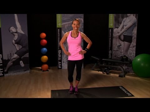 Build your own perfect circuit training workout | Herbalife Workout