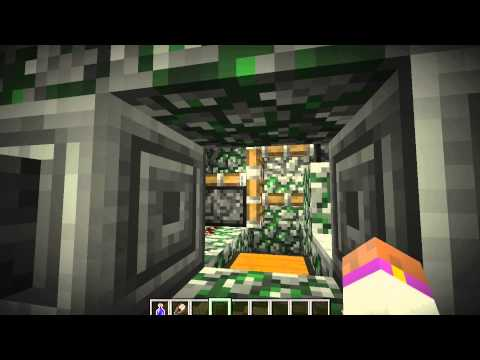 Minecraft Jungle Temple - PC Xbox PS3 PS4 TU 14 - Commentary