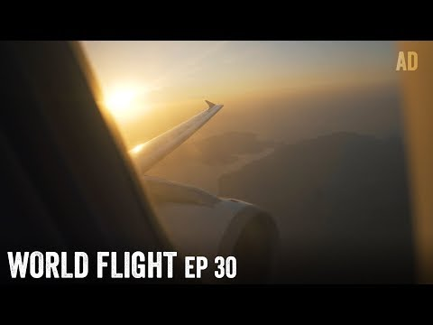 FLYING BACK TO AUSTRIA - World Flight Episode 30