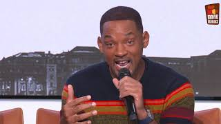 Gemini Man   full press conference with Will Smith & Ang Lee (2019)