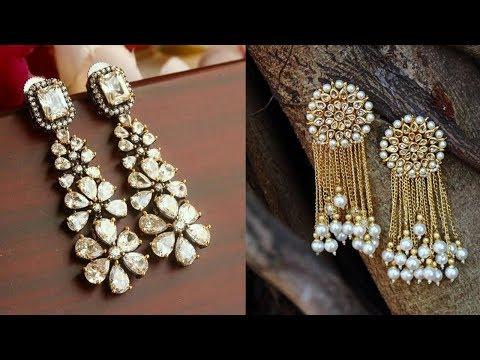 Dangler & Drop Earrings– Latest Designs