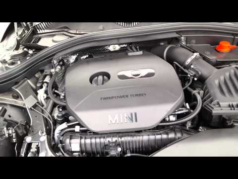 All New 2016 Mini Clubman S (6 Speed Manual) Start Up, Engine, and Tour