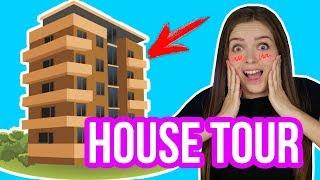 Купили многоэтажный дом! Долгожданный Хаус тур! 🐞 Afinka