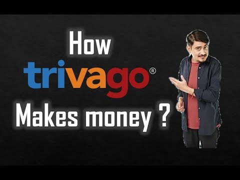 How Trivago Makes Money | Trivago Business Model and Income