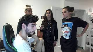 Ice Poseidon Interviews 3 Weirdo Girls for the Cx Road Trip ] Aftermath of girl Exposed ] Long clip.